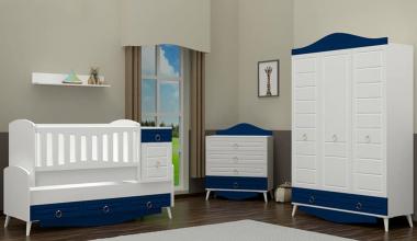 Bebek Odasının Düzenlenmesi